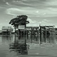 Cambodia - Tonle Sap by lux69aeterna