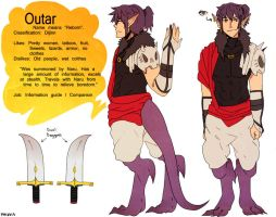 Outar 2013 by Promsien