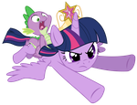 Flying Intensifies, Part 2 by masemj