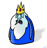 THEE ICE KING by DirtySeagulls