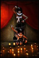 Puppeteer by LilifIlane