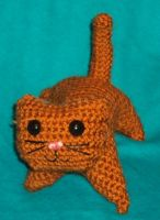Kitten for Amanda by VanillaAcolytes