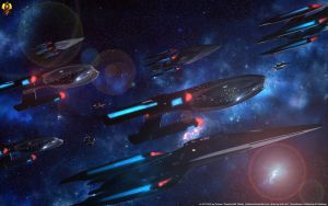 Escorts of the Federation 2 by Euderion