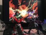 The east is burning red: the next generation! by pyrus0zero