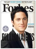 Forbes Special Issue, 2012 by nottonyharrison
