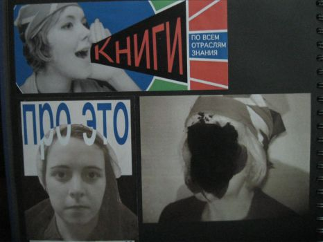 Rodchenko Immitation by AloHeartRocks-Lexy