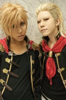 final fantasy type-0: king_7 by 29122