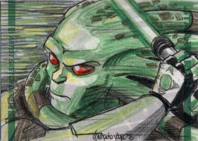 Kit Fisto by Fierymonk