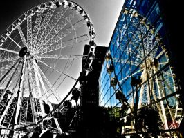 Manchester Wheel by Liam-diamond