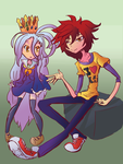 No Game No Life by REDexclamation