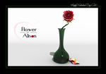 Flower for Alison by FishB8