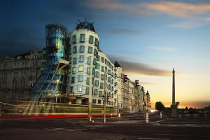 Dancing House by JulianMathis