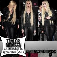 Photopack 177: Taylor Momsen by PerfectPhotopacksHQ