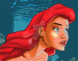 My Ariel version by joma33