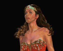 WW Lynda Carter by Ultrajack