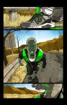 Zombie Runner by SHADOBOXXER