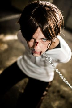 SNK-Torture Scene 8: Eren Jaeger by the-timelord-Doctor