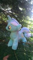 Mini Lyra in the woods by Epicrainbowcrafts