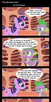 The Bottom Line by SilverSlinger