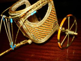 Project Olympia : Egyptian Chariot by LacheV
