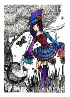 Mad as a hatter by lica-june20
