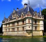 Azay-le-Rideau by MorganeS-Photographe
