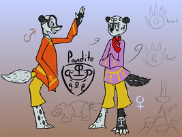 Panda People by Dreyfus2006