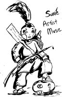 Sume the Manga Muse by Tadpole7