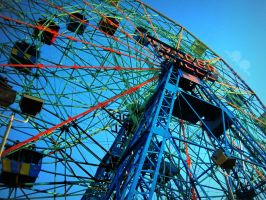 Wonder Wheel by jemgirl