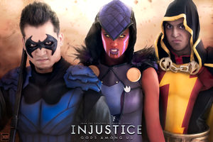 Injustice by GinaBCosplay