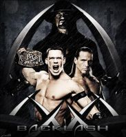 WWE Backlash 2007 by pollo0389