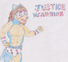 the Justice Warrior by WhippetWild