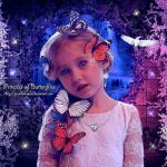 Princess of Butterflies by GrandeReveuse