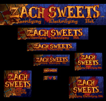 Full Press Kit - Zach Sweets by ajCorza