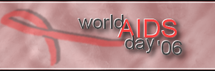 World AIDS Day '06 by ToadsDontExist