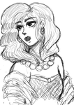 Another Isabella sketch by ImariSafari