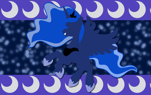 Lustrous Luna WP by AliceHumanSacrifice0