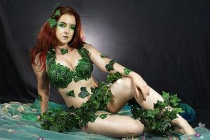 LADIES OF THE KNIGHT: POISON IVY 1 by dovianaxpix