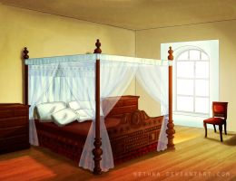 .: Sofiriena's room by Nethka