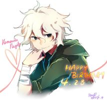 HB to Komaeda by Mary-ko