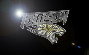 Towson University Bling by McMike