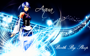 Birth By Sleep Aqua by CrossDominatriX5