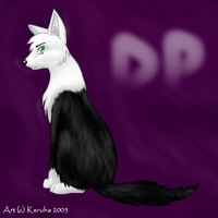 Danny is a Wolf Again by Keruha
