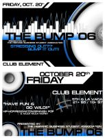 Party Flyer by Djbigbert