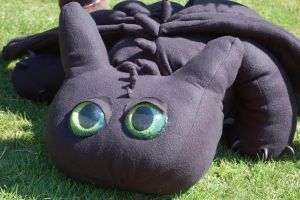 HTTYD - Toothless by thirteendaze