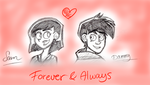 DxS - Forever and Always by Witneus