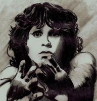 Jim Morrison by Orion12212012