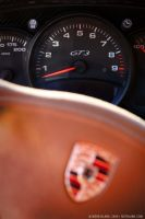 GT3 Tachometer by notbland