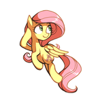 Just Fluttershy by Karzahnii