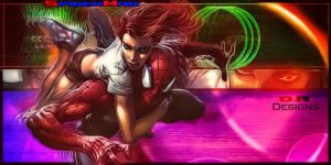 Spider Man An Girl1 by zier21